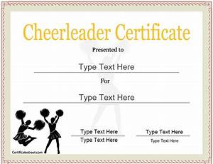 Pin by amber rojas on cheer ideas pinterest for Cheerleading certificate templates