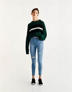 Pantalones vaqueros de mujer 2018 Temporada de la moda Española 2018