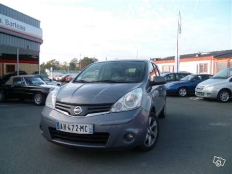 nissan note  dci life monospace alfavendee occasions