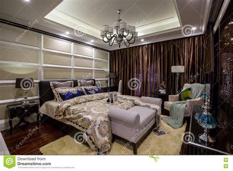 chambre a coucher luxe villa la maison intrieure de luxe moderne de chambre