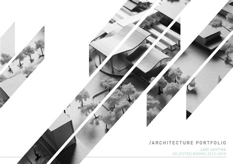 architecture portfolio landscape architecture portfolio