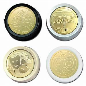 Custom Gold Rotary Dimmer Knobs