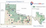 Texas's 13th congressional district - Wikipedia