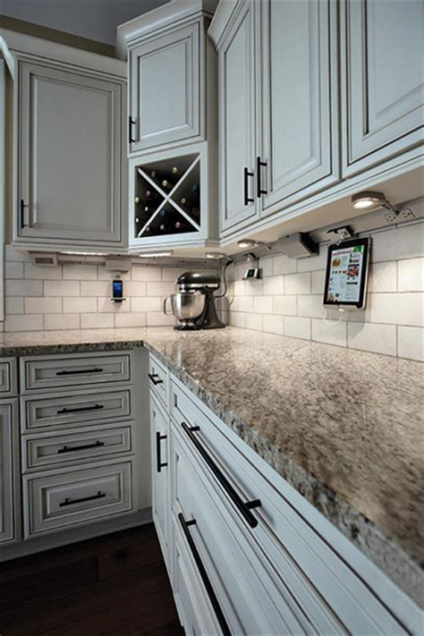 under cabinet lighting with outlets introducing new light switches dimmers and outlets the
