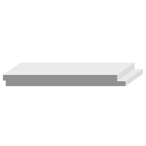 Shiplap Mdf Boards by Krosswood Doors 0 472 In X 5 5 In X 96 In Primed Mdf