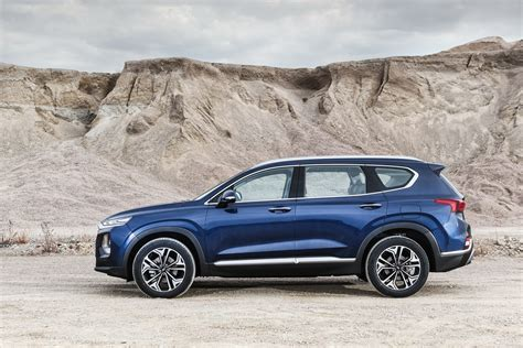 Allnew, 2019 Hyundai Santa Fe Matures, Gets Diesel Engine
