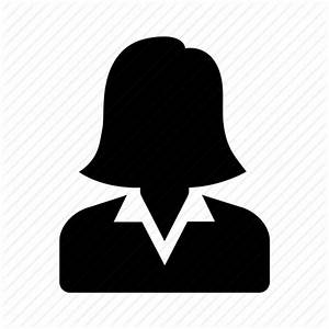 Business, finance, office, user, woman icon   Icon search ...