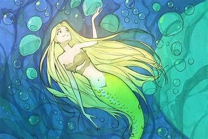 Mermaid Anime Illustrations Maleficent Reader Market Creative