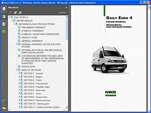 Iveco Daily Wiring Diagram