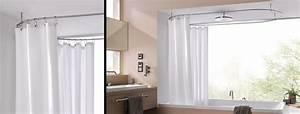 Duschvorhang Halterung Badewanne : duschvorhangstange aus edelstahl cns f r badewanne dusche ~ Orissabook.com Haus und Dekorationen