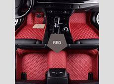 Custom Fit Car Floor Mats For Volvo C30 S40 S60L S80L V40