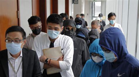 China brands Hong Kong citizens held at sea 'separatists'