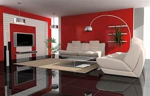 deco peinture salon 3 couleurs With quelle couleur dans les wc 8 5 idees deco pour marier plusieurs couleurs de peinture