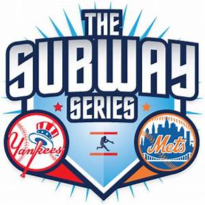 Bruce's Journal: Subway Series Begins Tonight