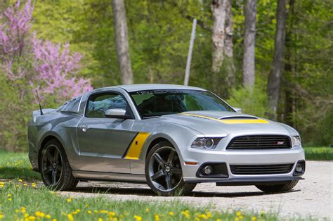 Roush Stage 3 Mustang by Gallery Roush Presents The 2014 Stage 3 Mustang In Silver