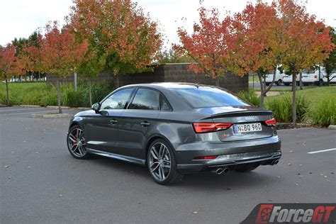 Audi S3 by 2017 Audi S3 Sedan Review Forcegt