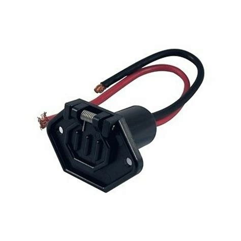 Marpac Male Boat Side Connector Volt Wire