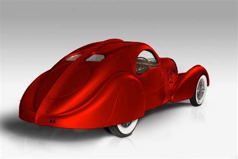 1935 Bugatti Aerolithe