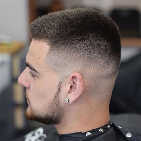 picture  high fade military haircut   modern man