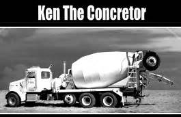 ken  concretor crows nest queensland ken fox