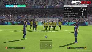 PES 2018 PC PS4 Xbox One | The Games Machine