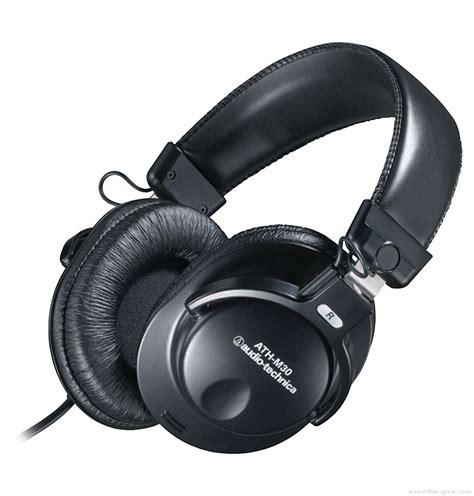 Audio Technica ATH-M30 Professional Monitor Headphones ...