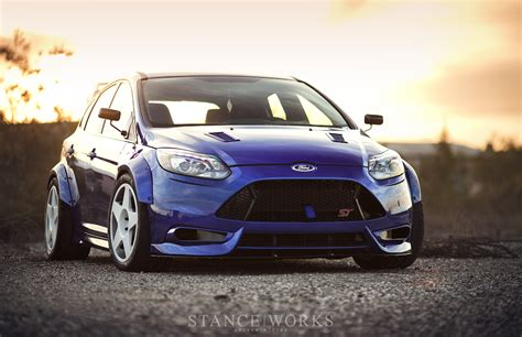Ford Focus St Stanced