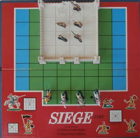 vintage siege vintage 1966 milton bradley board of siege all