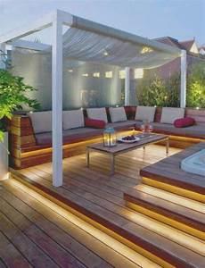 Terrasse Dekorieren Modern : terrasse modern gestalten ~ Fotosdekora.club Haus und Dekorationen