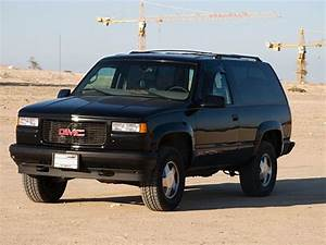 Our Truck  96  97 Gmc Yukon Gt  Not Exactly Vintage But