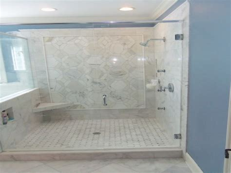 Carrara Marble Tile Bathroom by Marble Bathroom Carrara Marble Tile Bathroom