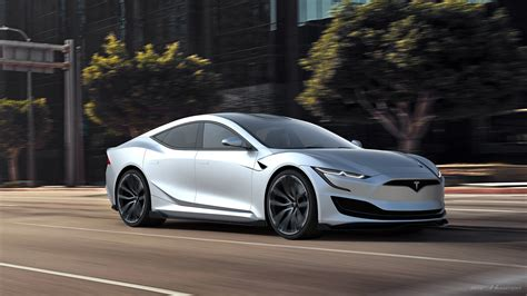 Tesla Model S News by The Next Tesla Model S Needs To Look Like This Motor