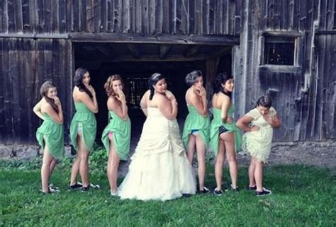 Bridal Parties Continue To Keep It Classy