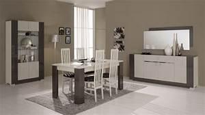 chaise sejour matrix gris perle With meuble salle À manger avec chaise promo