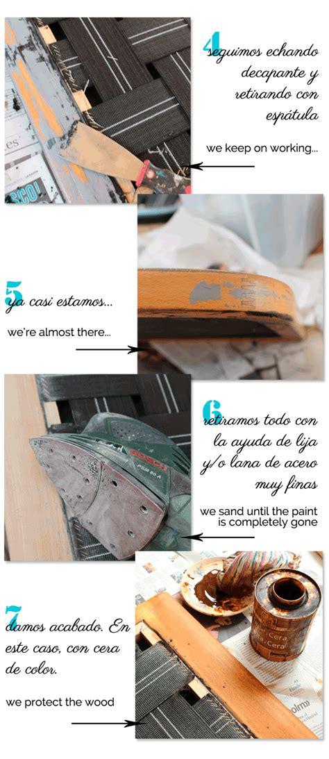 como decapar un mueble cómo retirar barnices y pinturas de un mueble how to