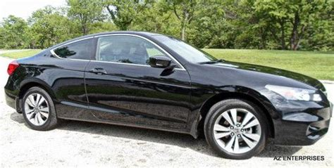 Coupes 15k by Purchase Used 2012 Honda Accord Coupe Lx S 2 Door