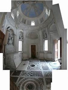Tempietto, San Pietro in Montorio, detail, Rome, 1502 ...