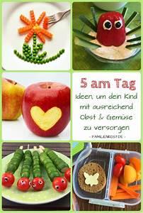 Gemüse Für Kinder : 5 am tag rezepte f r obst und gem se f r kinder gem se ~ A.2002-acura-tl-radio.info Haus und Dekorationen