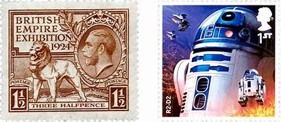 Stamp Commemorative British Exhibition Empire 1924 Wars