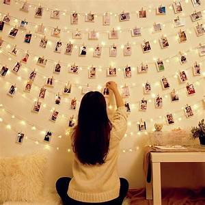 Dystyle, Led, Photo, Clip, String, Lights, 13ft, 40, Led, Fairy, Lights, For, Hanging, Pictures, Cards