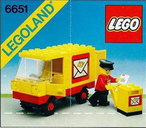 6651 Mail Truck  Brickipedia  Fandom Powered By Wikia