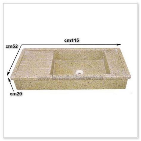 lavello graniglia lavello da esterno acquaio in graniglia levigata 66