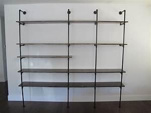 DIY Bookshelf Design Iron : Doherty House - DIY Bookshelf