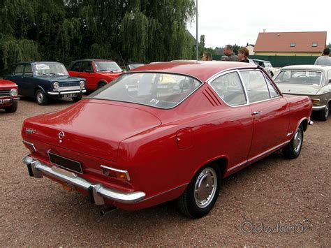 1966 Opel Kadett by Opel Kadett B L Coupe Kiemen 1966 Oldiesfan67
