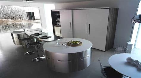 cuisine ronde cuisine ronde 19 photo de cuisine moderne design