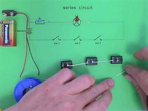 Series Circuit Led Switches Youtube