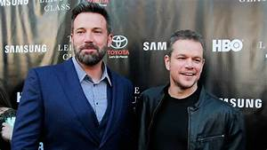 Ben Affleck, Matt Damon Team for Go90 Competition Series ...