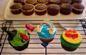 Wizard Of Oz Cupcakes - CakeCentral com