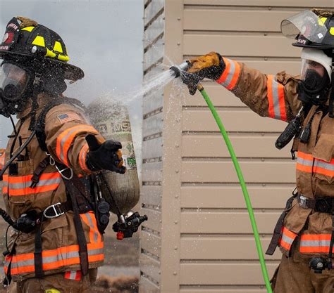 How to decontaminate firefighter gear after a brush with ...