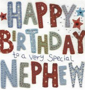 Happy Birthday Nephew 32